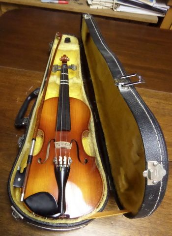 how to hold a violin bow suzuki