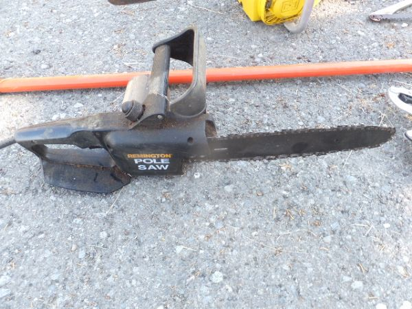 Lot Detail Tree Trimming Tools Power Pole Saw Chain