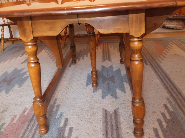 antique maple dining room set. absolutely beautiful vintage drop leaf solid maple wood dining table antique maple dining room set