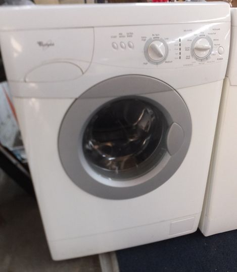 Whirlpool Apartment Size Washer And Dryer: WHIRLPOOL CLOTHES WASHER