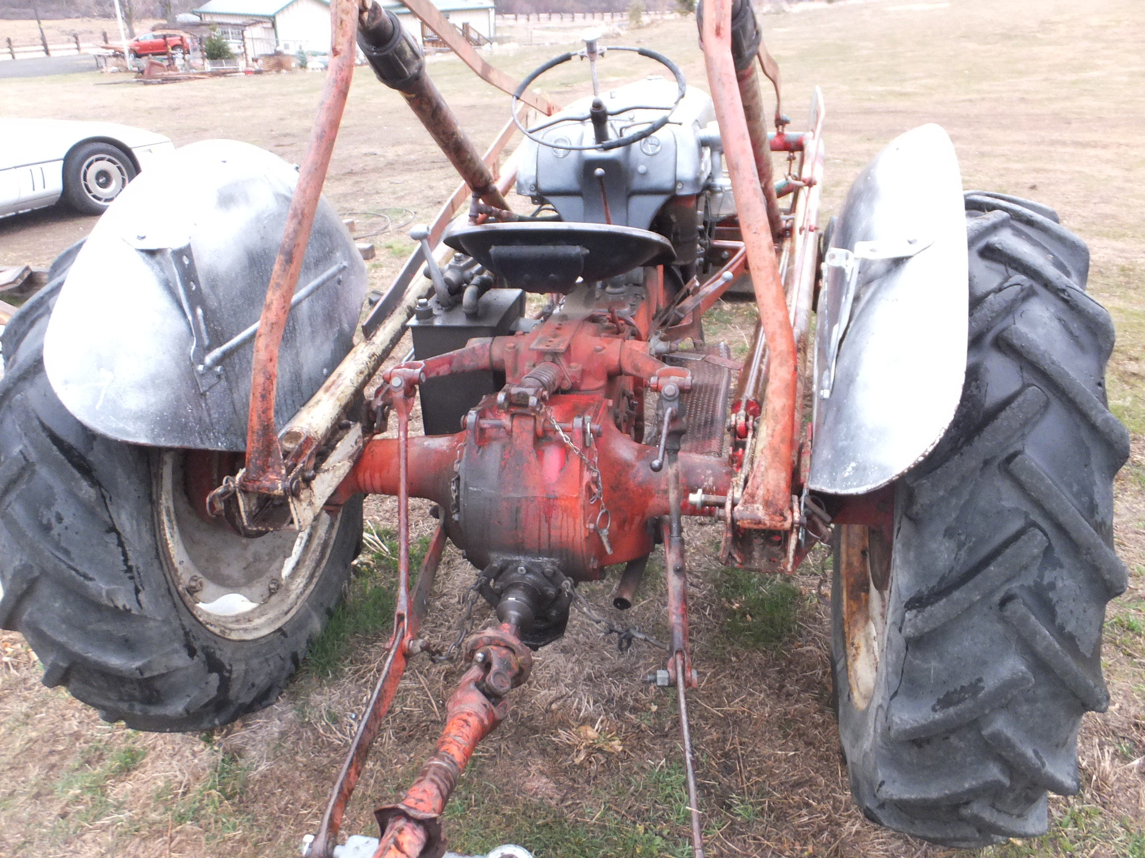 1946 8n Ford Tractor : Catalog