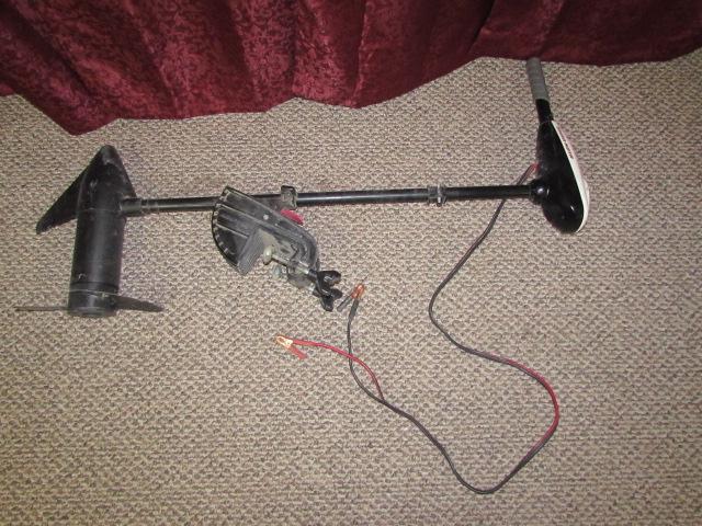 Lot detail minn kota 12 volt troller motor for Minn kota 12 volt trolling motor