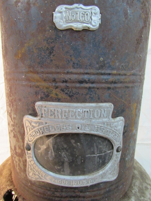 Vintage Perfection Smokeless Oil Heater