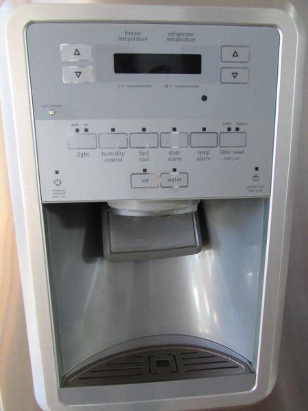 maytag side by side refrigerator manual