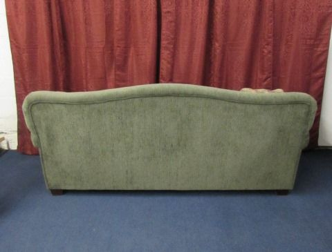 Lot detail broyhill sofa for Broyhill chaise lounge cushions