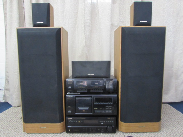 Item Detail Pioneer 5 1 Stereo Surround System With Cd