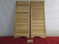 WOODEN SHUTTERS WITH HARDWARE