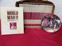 SET OF WWII ENCYCLOPEDIA