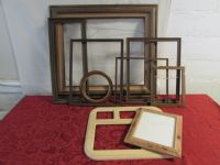 ANTIQUE & MODERN PICTURE FRAMES