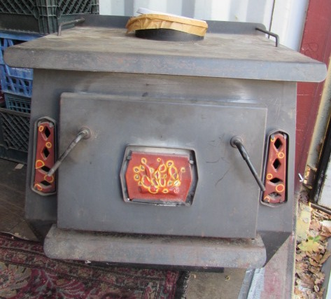 Lot Detail Blaze King Wood Burning Stove One Of The Best