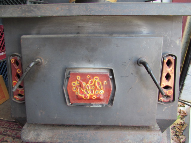 ... KING WOOD BURNING STOVE ONE OF THE BEST 466x484 · Lot ... - Blaze King Wood Stove Blower Pictures To Pin On Pinterest - PinsDaddy