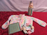 ITS A GIRL!  VINTAGE ITEMS FOR A BABY GIRL