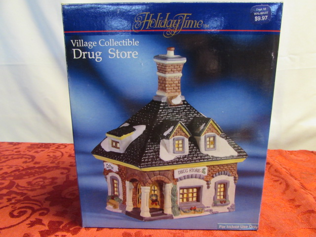 more lighted houses for your christmas village snow lights holiday wall hanging