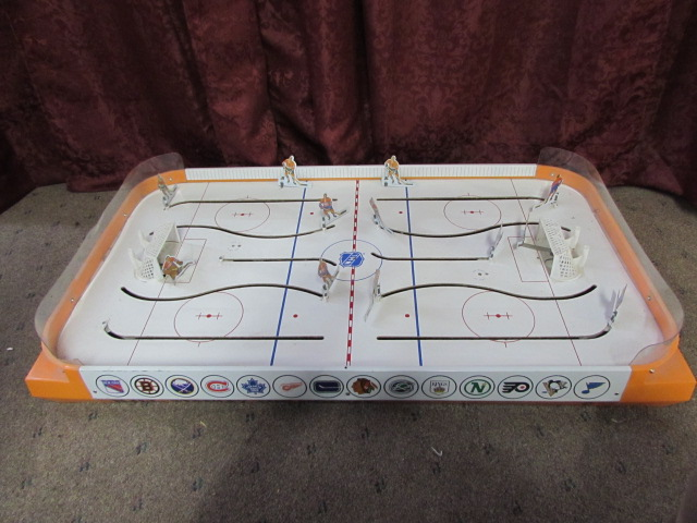 Cup Table Hockey Game