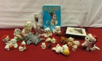 VINTAGE KITTY CAT COLLECTION