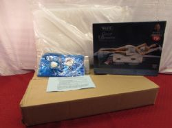 SWEET DREAMS - WAHL MASSAGE SYSTEM & 2 GEL PILLOWS!  NEW!