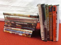 MOVIES!  15 GREAT DVDS  OF VARIOUS GENRES!!