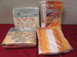 FOUR SETS OF TWIN SHEETS NEW IN PACKAGES