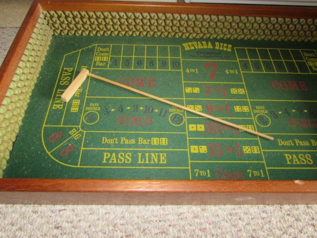 Caldwell gambling