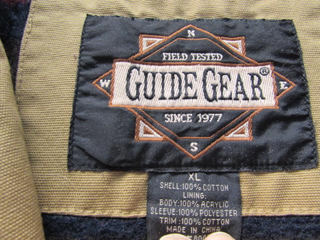 Lot Detail - MEN'S XL GUIDE GEAR DENIM JACKET