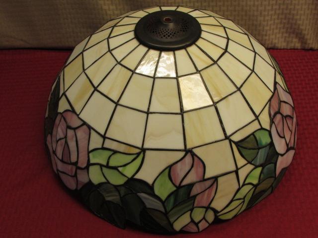 Ripe Fruit 3-Light Tiffany Style Glass Pendant Light - Chandeliers -  Amazon.com