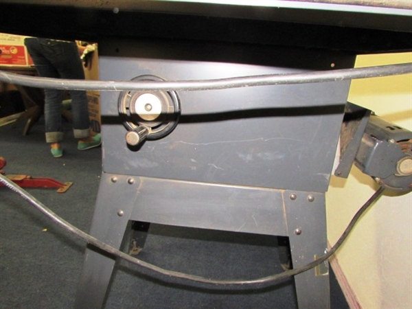 Lot Detail Very Nice Craftsman 10 Quot Table Saw