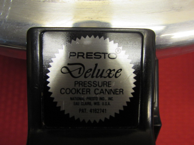 presto canner instruction booklet