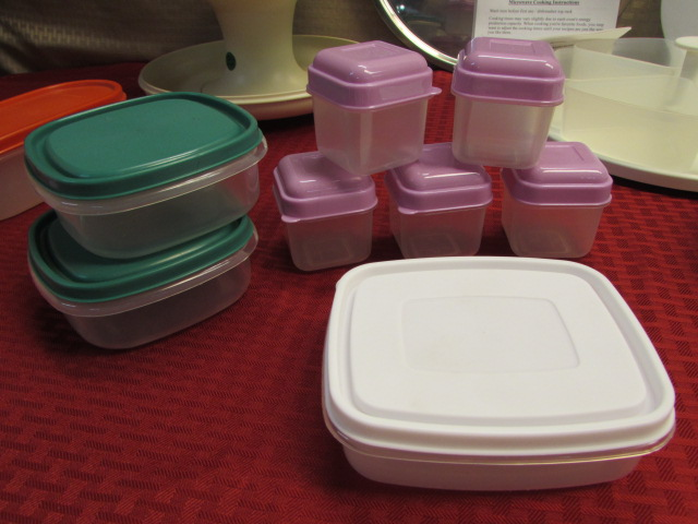 Lot Detail New Food Storage Cookware Microwave Chicken Roaster
