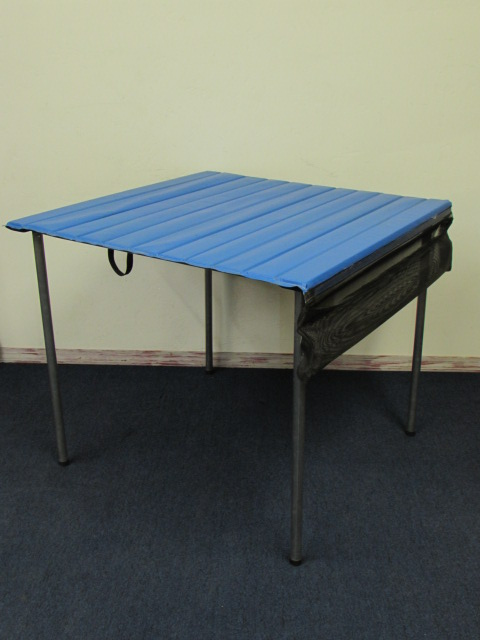 Handy Vintage Camp Time Roll A Table