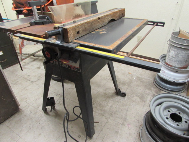 Lot Detail Craftsman 10 Quot Table Saw