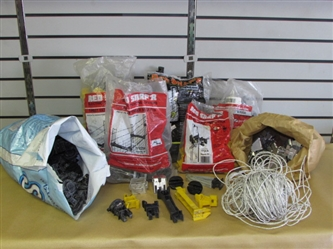 LOADS OF ELECTRIC FENCE SUPPLIES