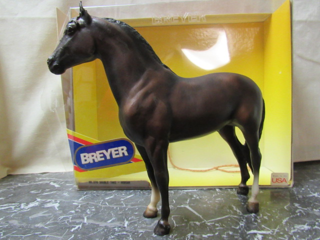 Image result for double take breyer horse