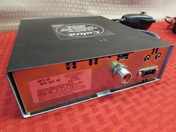 Cobra 29 cb Radio manual