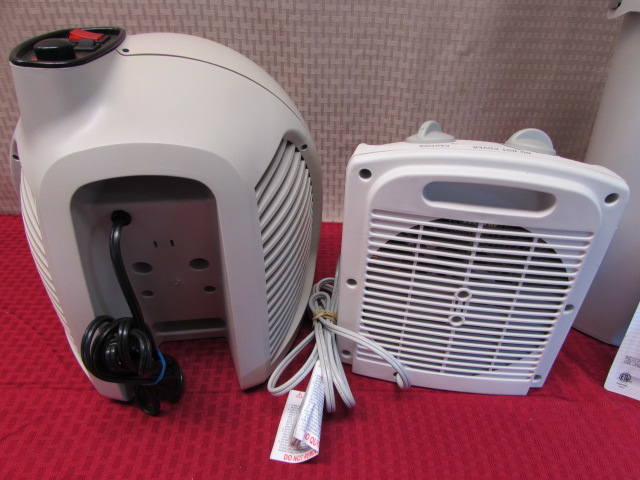 Lot detail shredder two heaters corded phone heavy duty extension cord an outlet multiplier - Electrical outlet multiplier ...