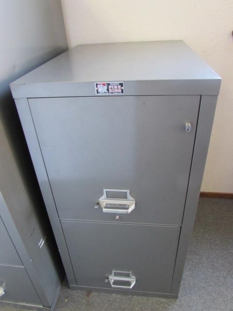 murphy fireking fireproof 2 drawer locking file cabinet