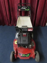HIGH QUALITY TORO ELECTRIC START SELF PROPELLED LAWN MOWER - NICE!