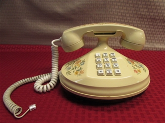 CLASSY OLD FASHIONED EMPRESS TELEPHONE