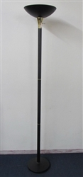 ATTRACTIVE TALL TORCHIERE FLOOR LAMP