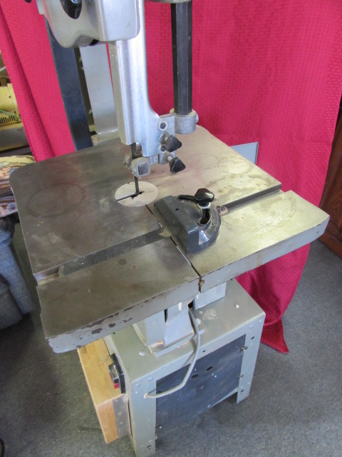 Lot detail chicago power tools quot wood cutting band saw