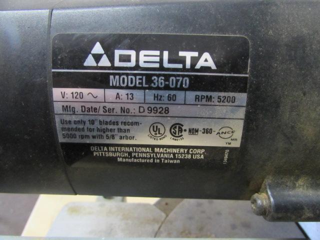 delta 10 miter saw 36 070 manual