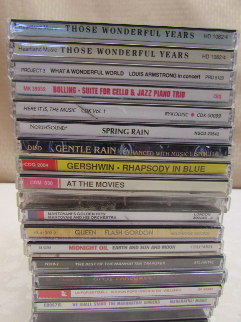 Lot Detail - NEW & USED CDs & DISC CLEANER