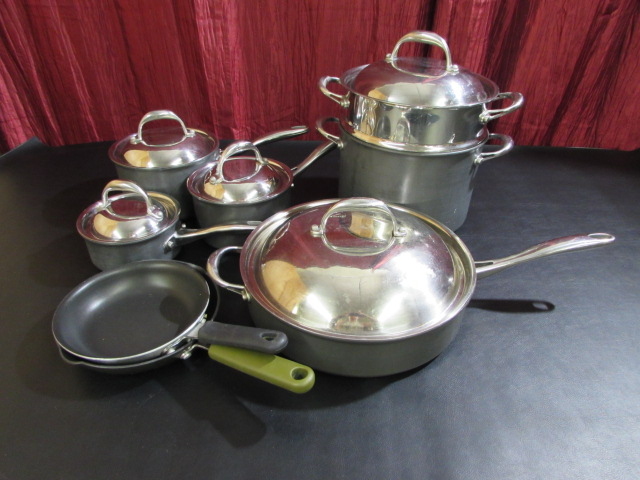 Kirkland Pot Pan Set