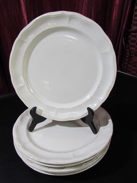 TUSCAN IVORY TODD ENGLISH DINNERWARE ... & Lot Detail -
