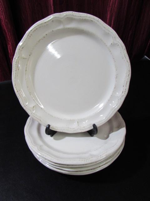 ... TUSCAN IVORY TODD ENGLISH DINNERWARE & Lot Detail - \