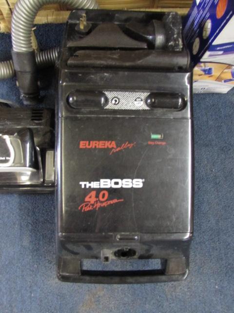 Lot Detail Eureka Vacuum Amp Swiffer Wet Jet
