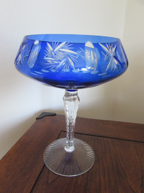 Lot Detail Waterford Marquis Crystal Canister Wlidvaseblue Bowl