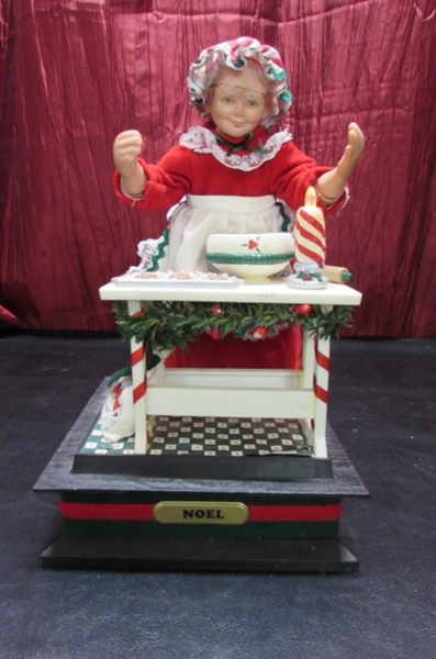 MRS. CLAUSE DECOR