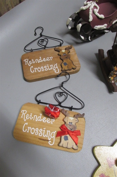 DECK OUT THE TREE WITH THESE ORNAMENTS
