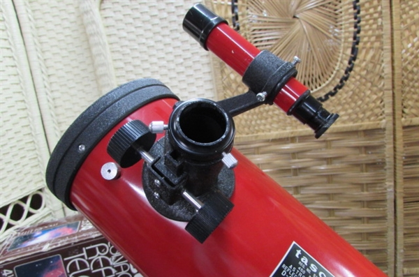 TASCO REFLECTOR TELESCOPE