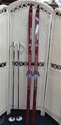 FISCHER CROWN CROSS COUNTRY SKIS